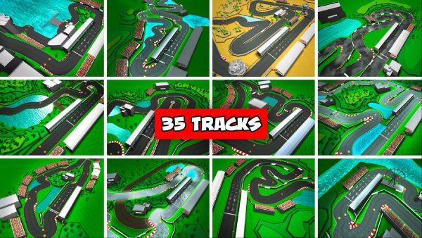 35Tracks